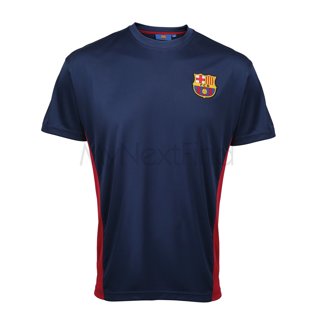fc barcelona fcb t shirt official football merchandise ebay. Black Bedroom Furniture Sets. Home Design Ideas